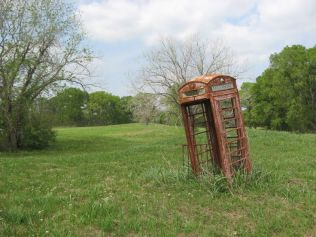 Abandoned Phonebooth